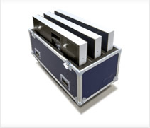 Orion Seamless LCD / Plasma flightcases